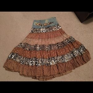 Miss Me Ladies skirt